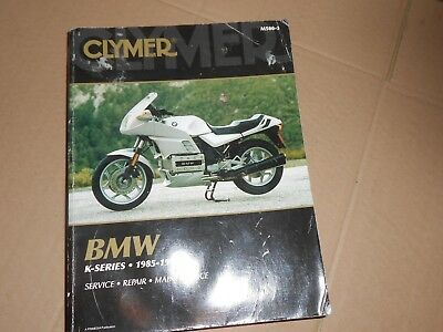 clymer bmw workshop manual 17 50 picclick uk