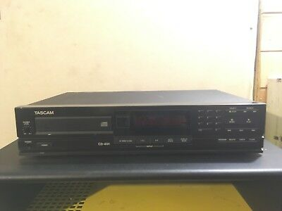 TASCAM CD401 - CD player professional