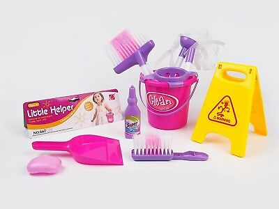 DanyBaby Cute Mini Little Helper Toy Cleaning Play Set For kids Help Develop
