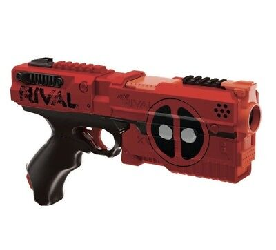 New Nerf Rival Kronos XVIII-500 Dual Pack Marvel Deadpool 2 Edition For Kids