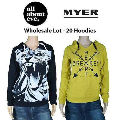 Myer All About Eve Little White Lie Fashion Hoodie Jumper Bulk Lot 20 Wholesale