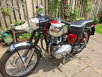 CLASSIC BRITISH MOTORCYCLE - 1959 - ROYAL ENFIELD CONSTELLATION -  700cc TWIN