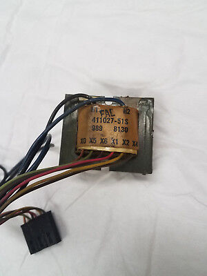 RELIANCE ELECTRIC 411027-51S control transformer