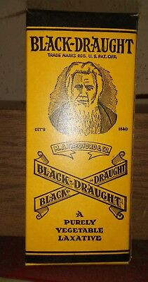 Vintage Black Draught Laxative