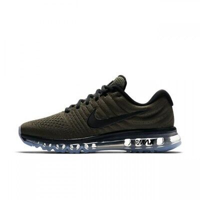 Details about Mens Nike Air Max 2017 849559 302 Cargo KhakiBlack NEW Size 10