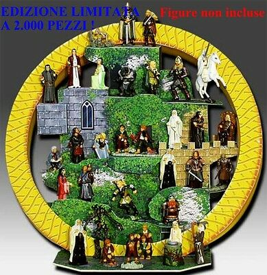 DIORAMA German x Set Kinder SIGNORE RINGS Special Edition LORD RINGS Ringe