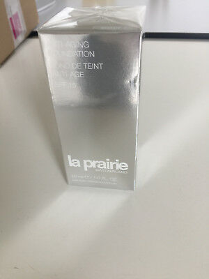 Luxus: La Prairie Anti-Aging Foundation Shade 300 30ml - Originalverpackt