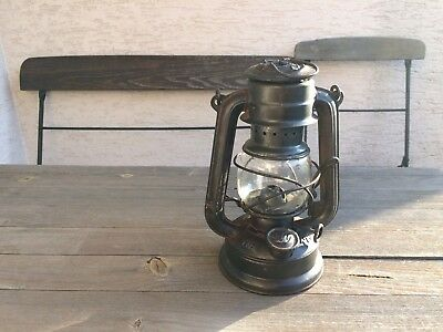Vintage Feuerhand No.175 SUPERBABY Lamp Made in Germany ERA WW2