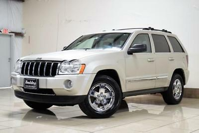 2007 Jeep Grand Cherokee Limited FREE SHIPPING 2007 Jeep Grand Cherokee DIESEL HARD TO FIND SUPER CLEAN LOW MILES