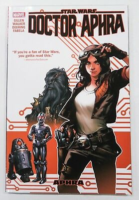 Star Wars Doctor Aphra Vol. 1 Softcover Marvel Graphic Novel Comic Book