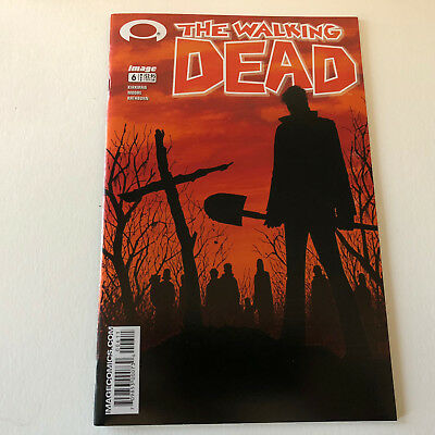 Walking Dead Issue #6 - First Print