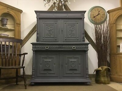 Exquisite Carved French Oak Buffet Dresser - Free Delivery!!