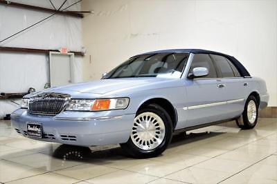 1998 Mercury Grand Marquis LS FREE SHIPPING 1998 Mercury Grand Marquis ONLY 34K MILES HARD TO FIND MUST SEE