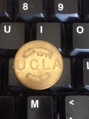 UCLA BRASS PARKING plain TOKEN (Item #13)