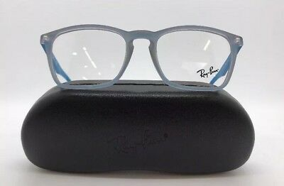 3799a068549 RAY-BAN RB 7045 5486 EYEWEAR FRAME Violet Iridescent 53-18-140 NEW ...