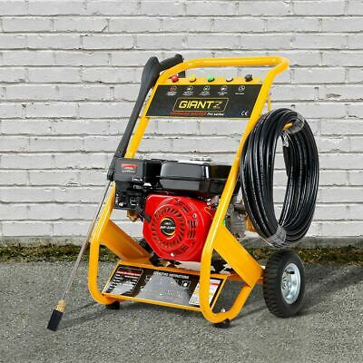 8HP High Water Pressure Washer Car Wall Pavement Cleaning Hose Spray Cleaner
