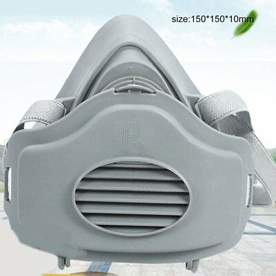 Filter cotton Half Face Gas Mask Dust Anti Industrial Conatruction Mask SA