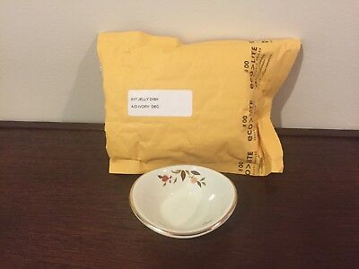 Hall Autumn Leaf Jelly Dish NALCC 2005, Mint!