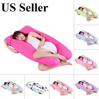 Full Body Pillow Dav Bakwo Pro Style Pregnancy Comfortable Belly U Shape Belly A
