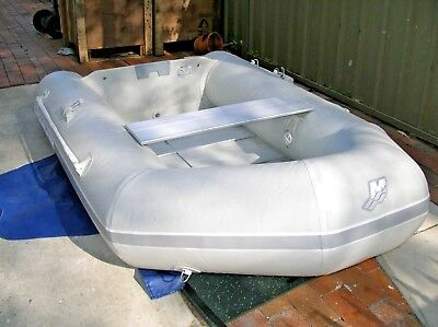 2.2m Mercury Inflatable Boat with carry bag Pick Up or can courier AA240002n