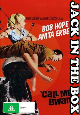 Call Me Bwana DVD NEW, FREE POSTAGE WITHIN AUSTRALIA REGION ALL