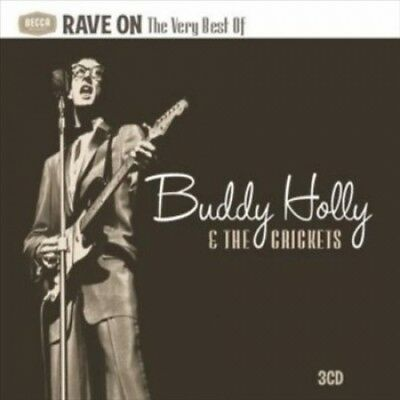 Rave On: The Very Best of the Crickets by Buddy Holly & the Crickets.