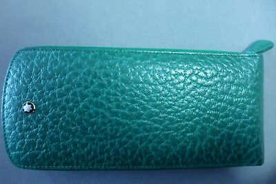 Montblanc 3 Pen Pouch, Near New