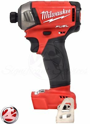 MILWAUKEE 2760-20 M18™ FUEL™ SURGE™ 1/4 In. Hex Hydraulic Impact Driver  b