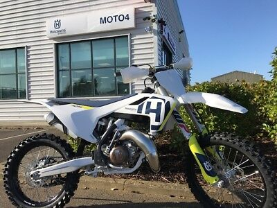 Husqvarna 2018 Tc 125 250 , 0 % Finance Available Call For Best Price