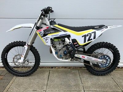 Husqvarna Fc 250 2017 Very Low Use  Low Rate Finance Deposits From £99