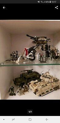 Mega Bloks call of duty Set