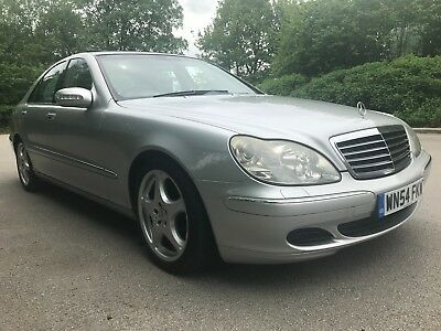 2004 54 Mercedes S Class S350 Auto Absolutley Stunning Car Throughout