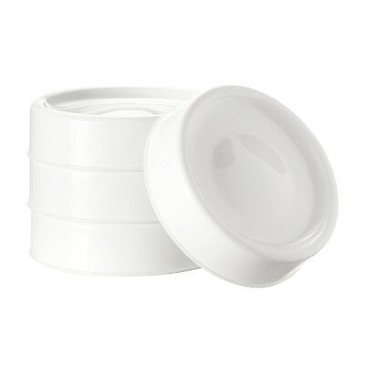 Tommee Tippee Milk Storage Lids x 4 **FREE DELIVERY**