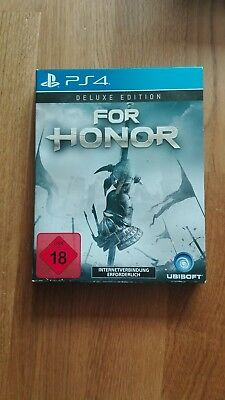 For Honor Deluxe Edition PS4 – Topzustand!