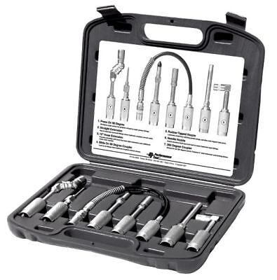 Performance Tool W50049  Grease Gun Accessory Set