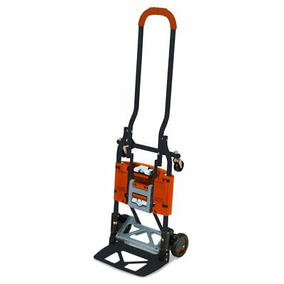 Cosco Shifter 300-Pound Capacity Multi-Position Folding Hand Truck and Cart,