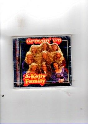 The Kelly Family - Growin Up - Cd Nuovo Sigillato