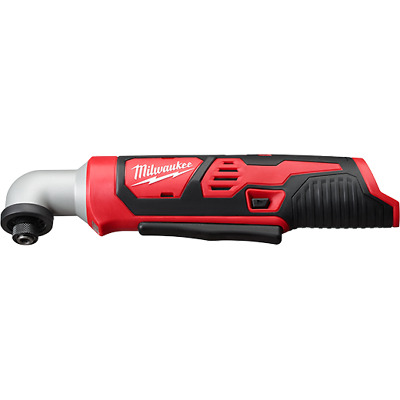 "Milwaukee 2467-20 M12™ 1/4"" Hex Right Angle Impact Driver (Tool Only)"