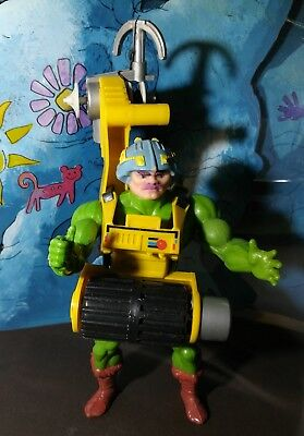 Cliff Climber Man at Arms Masters of the Universe He-man