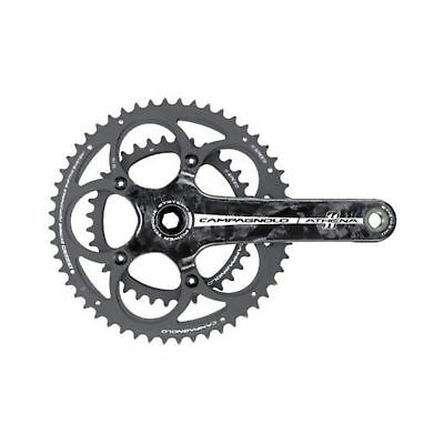 Pédalier CAMPAGNOLO Athena carbone neuf 11 speed