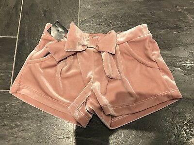 Children Girl Marks And Spencer Autograph Shorts Age 2-3