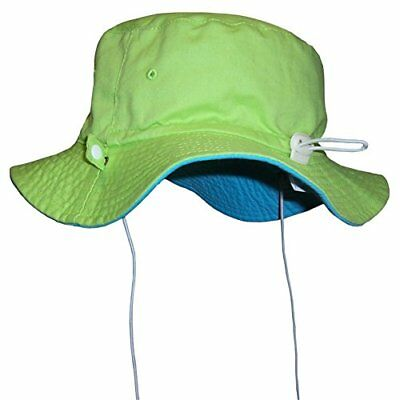 N'Ice Caps Unisex Kids Reversible And Adjustable Cotton Twill Aussie Hat...