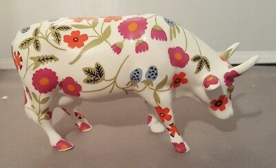 Cow Parade Cow Figurine # 6016 Mirabelle NIB