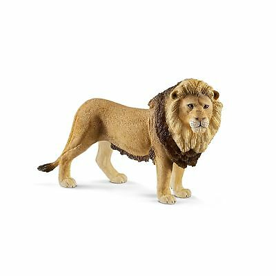 Schleich Lion Toy Figurine New
