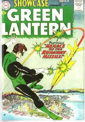 Showcase 22 Green Lantern Custom Made Comic With Cover And REPRINT