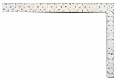"Starrett FS-24 Steel Professional Framing Square, 24"" x 16"" Length"