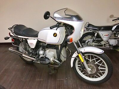 """1984 BMW R-Series  1984 BMW R100S """"LAST EDITION"""", 5,453 ORIGINAL MILES, WELL PRESERVED AND ORIGINAL"""