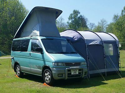 Mazda Bongo Complete with Outwell Drive-Away Awning