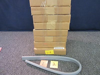 """8 Sikorski Helicopter Ch-53 Gasket Seal Door Hatch Cover Rubber Grey 41"""" New"""