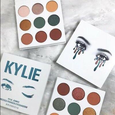 Kylie Jenner Cosmetics - The Blue Honey Palette | Kyshadow